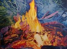 """""""Jag följde röken och fann en eld"""""""